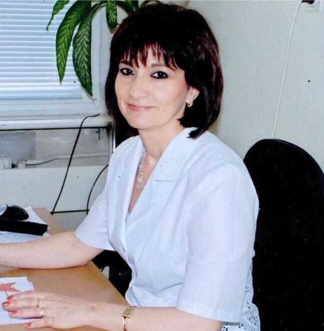 Галина Ташкова