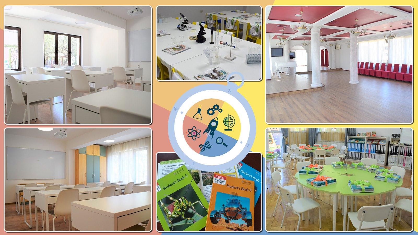 Втора сграда izzi Science for Kids